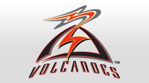 Volcanoes finish first half 16-22