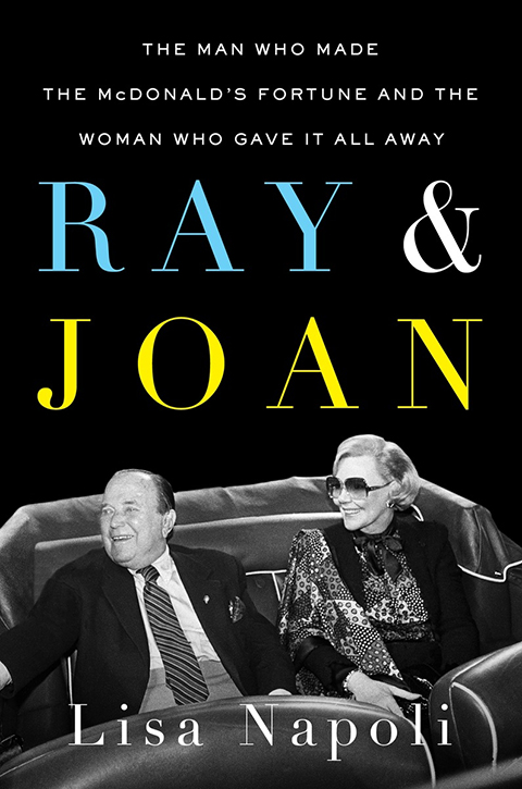 """Ray & Joan"" by Lisa Napoli"