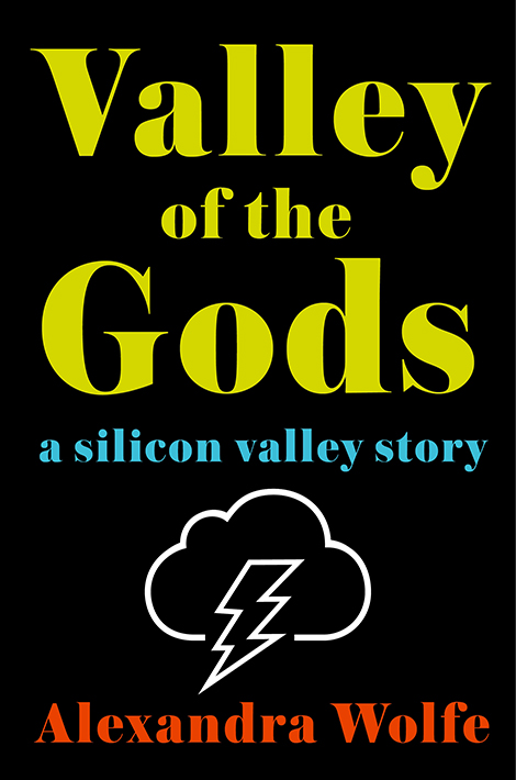 """Valley of the Gods: A Silicon Valley Story"" by Alexandra Wolfe"