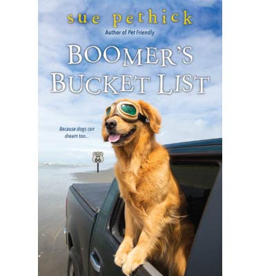 """Boomer's Bucket List"" by Sue Pethick"