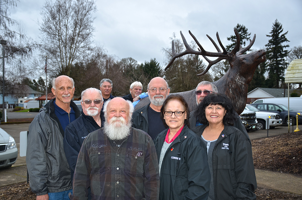 Keizer Elks turn fraternal order into charitable army