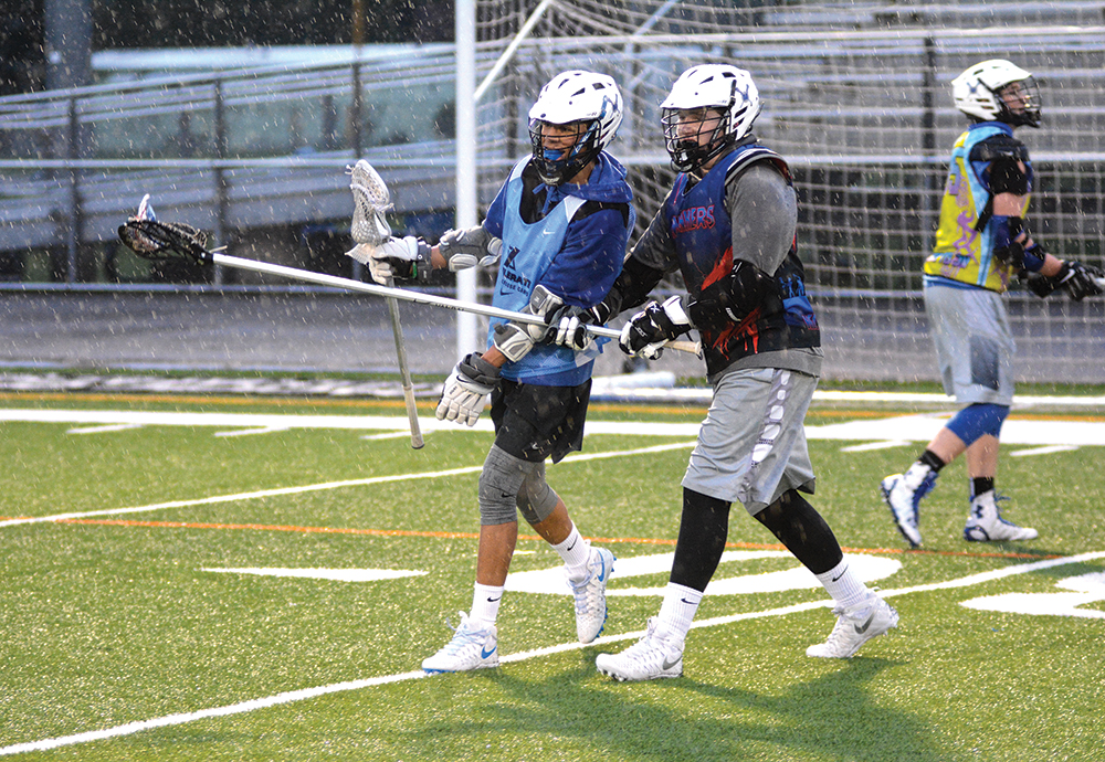 McNary lacrosse home opener Friday
