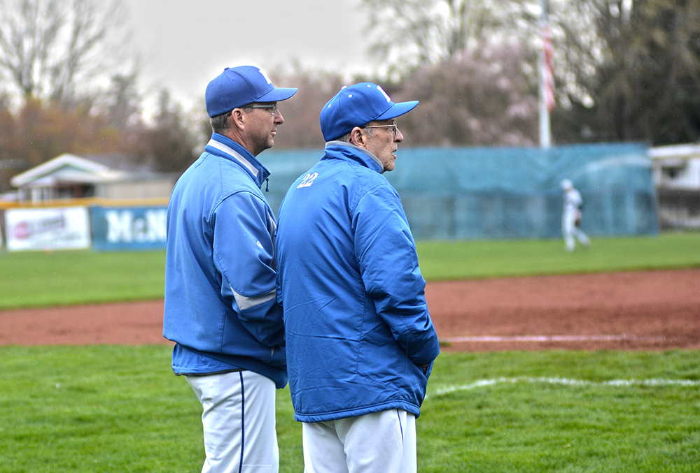 Coach gives McNary experienced voice