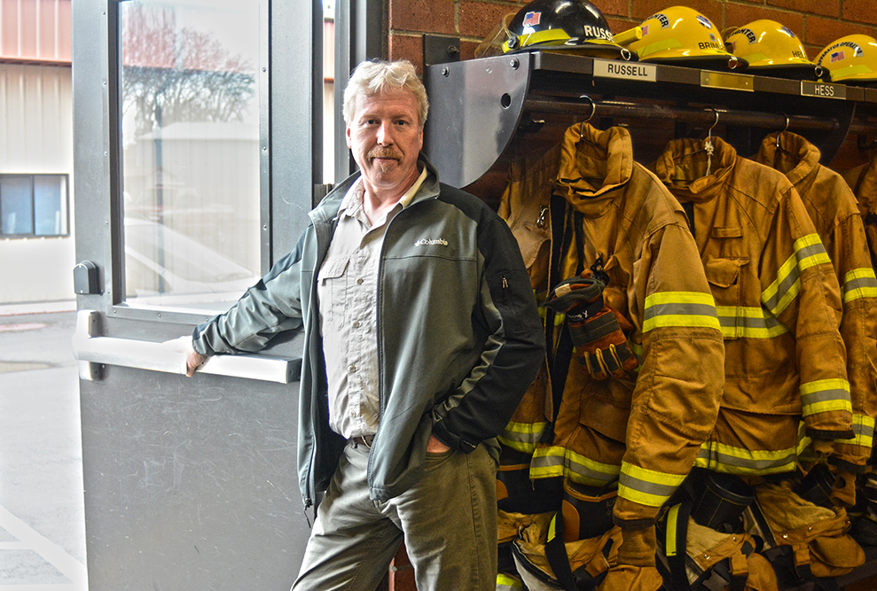 Slater retires from KFD after 22 years