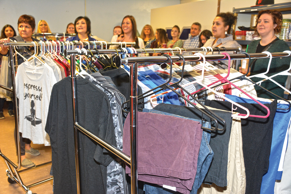McNary Kloset opens doors for Celtic students in need