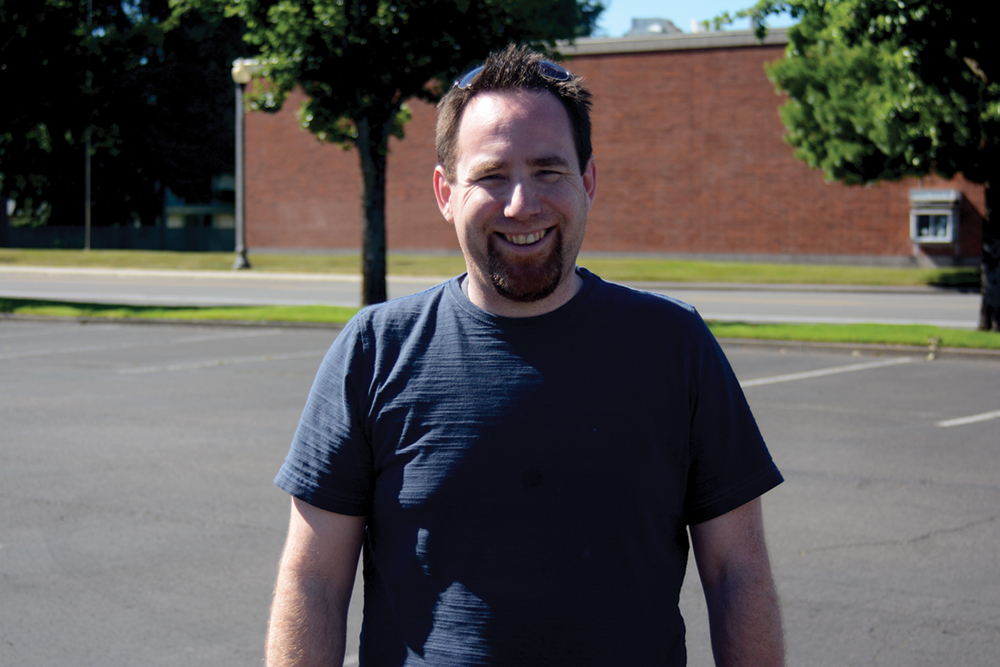 McNary goes local for drama director