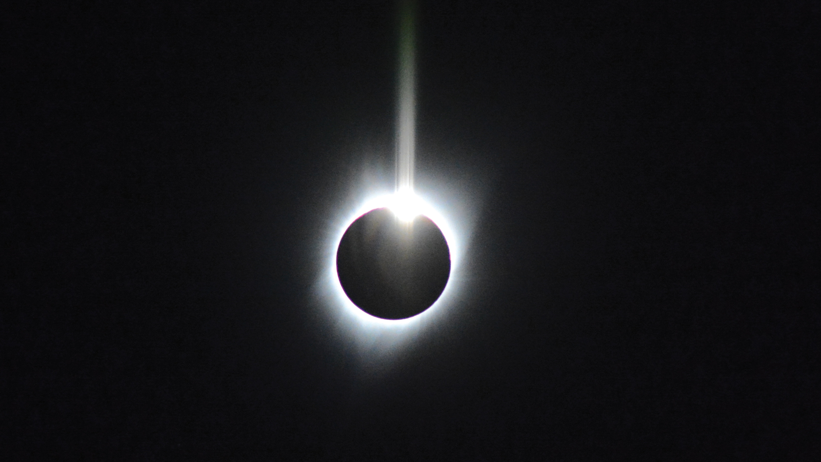 ECLIPSED: Celestial event draws global audience to Keizer