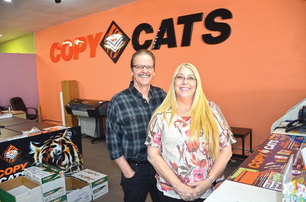 Copy Cats opens on River Road