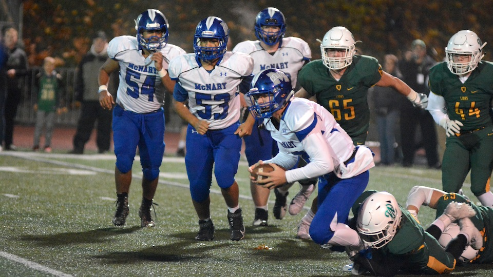 McNary's playoff run ends at West Linn