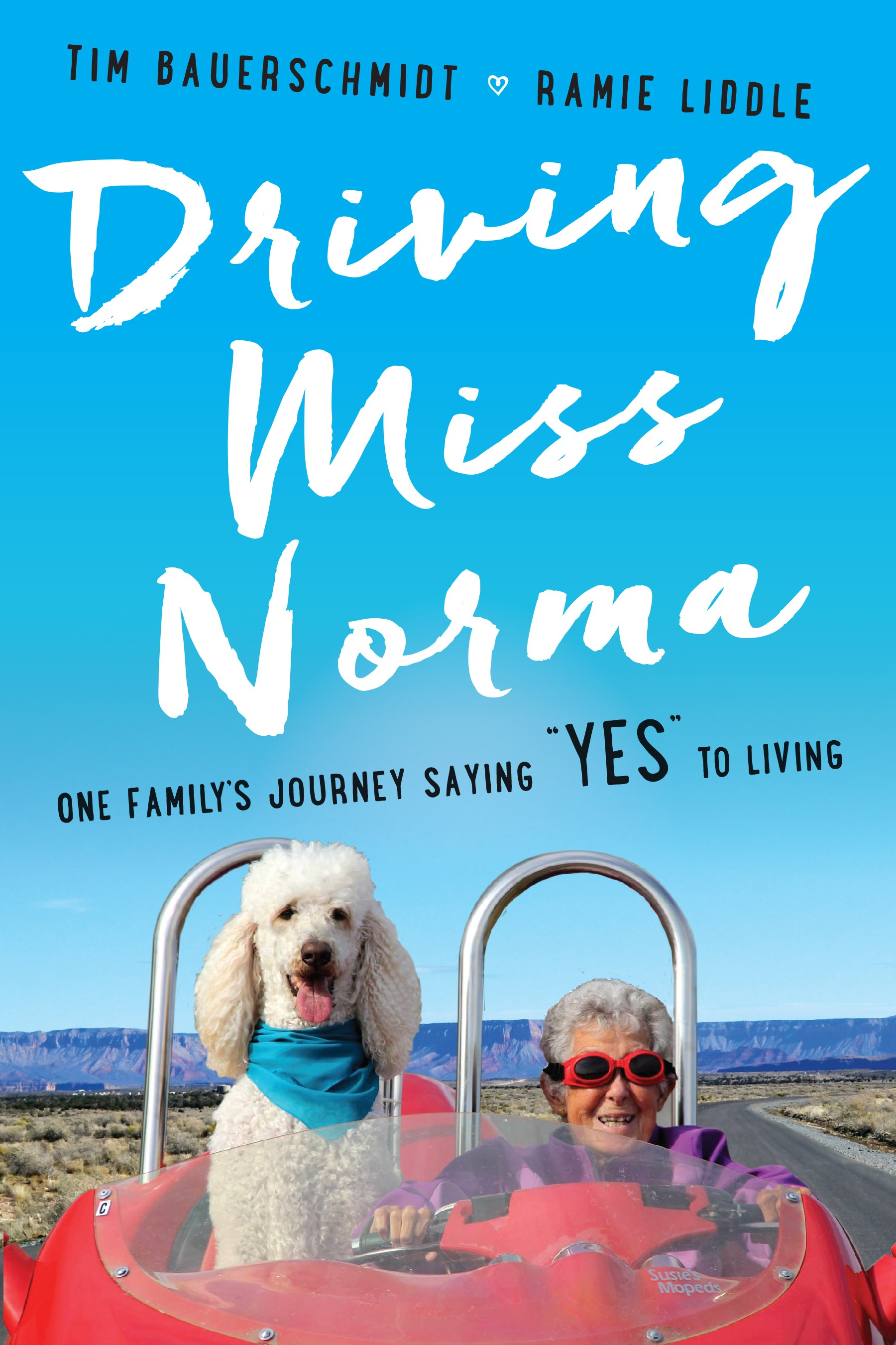 """Driving Miss Norma"" by Tim Bauerschmidt and Ramie Liddle"