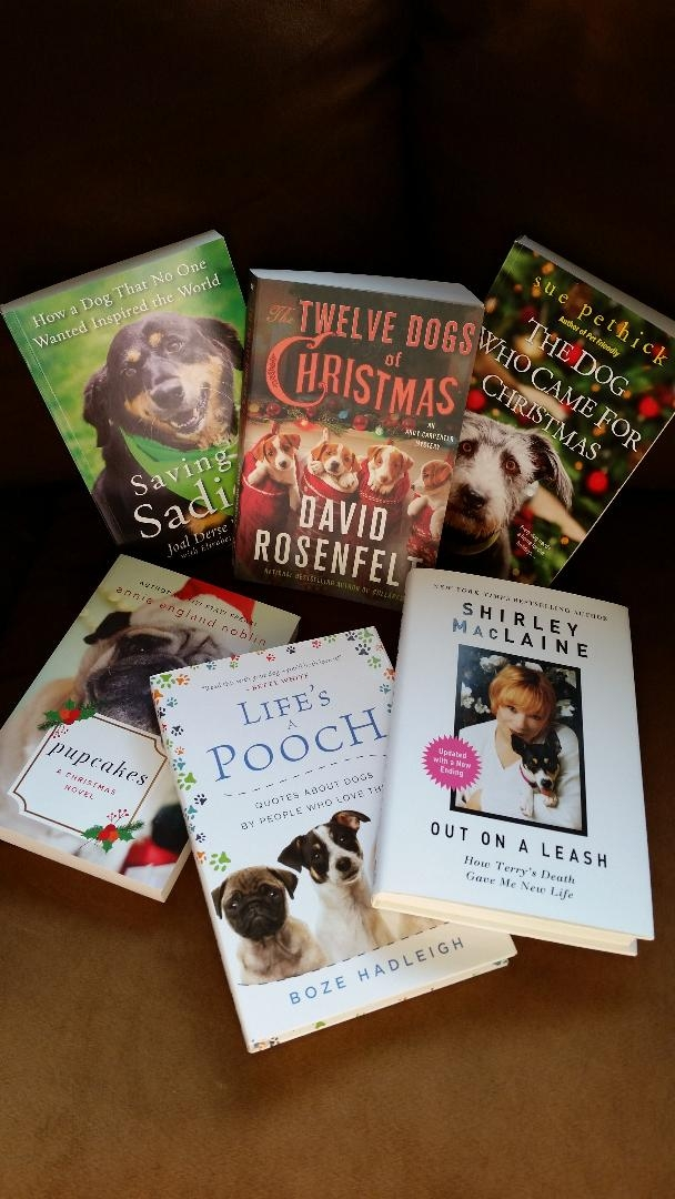 "Terri Schlichenmeyer presents: ""A Canine Christmas"""