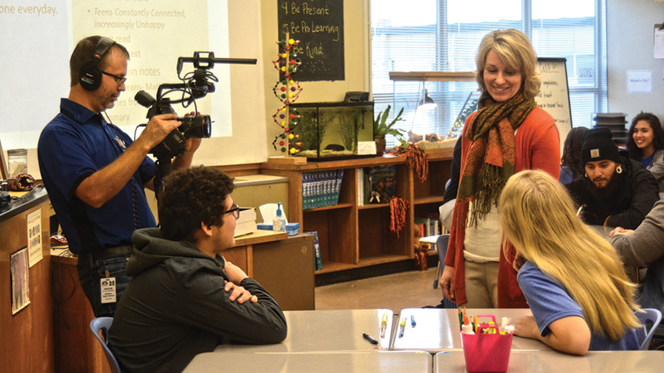 AVID film to feature McNary