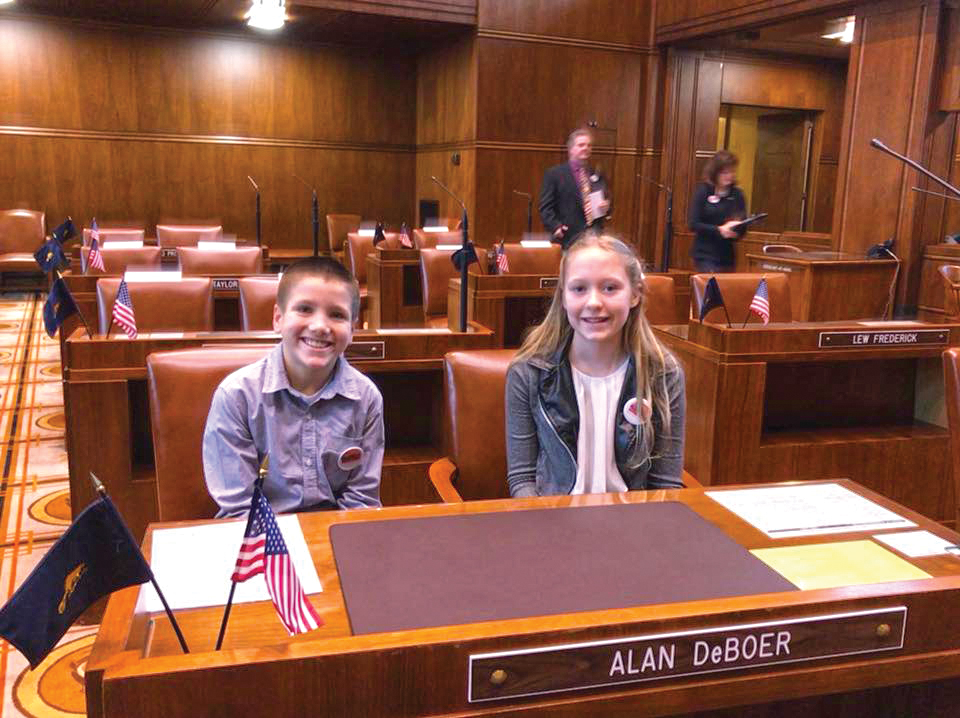 Forest Ridge students Kid Governor finalists