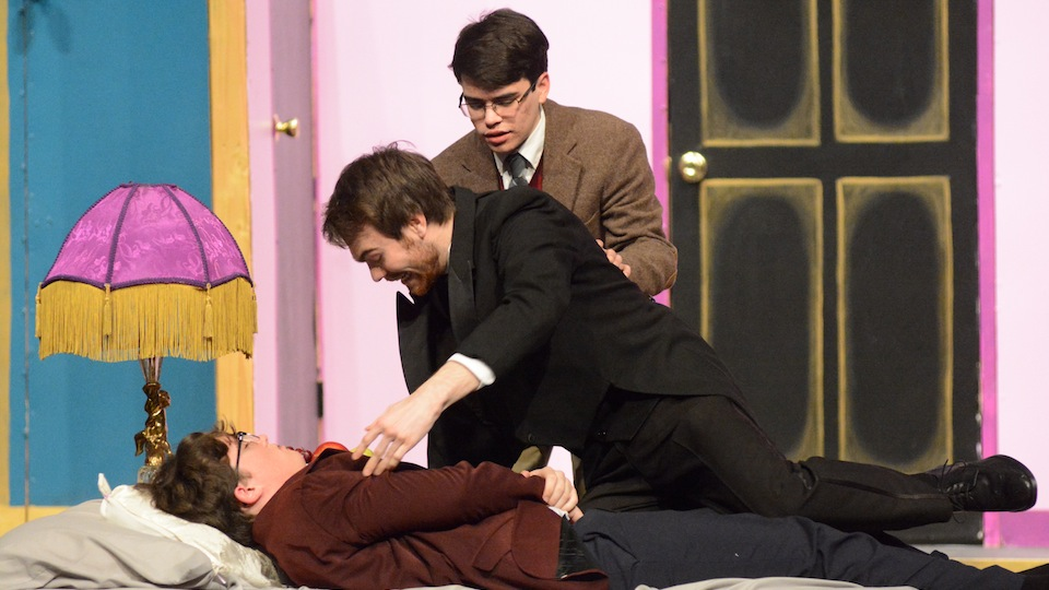 Lend Me a Tenor opens at McNary Feb. 23-24