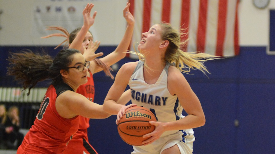 Doutt voted GVC Player of the Year