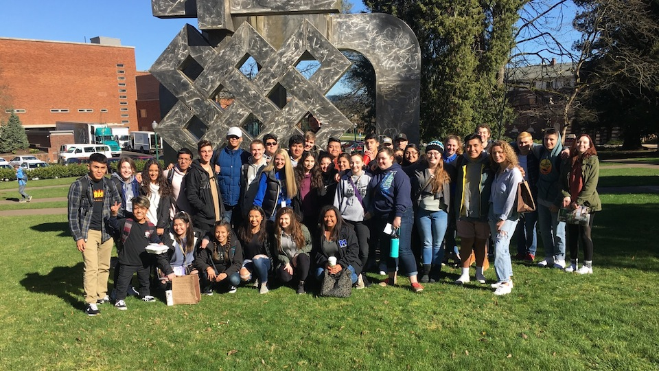 McNary named AVID Schoolwide Site of Distinction