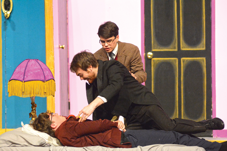 Last chance to see Lend Me a Tenor