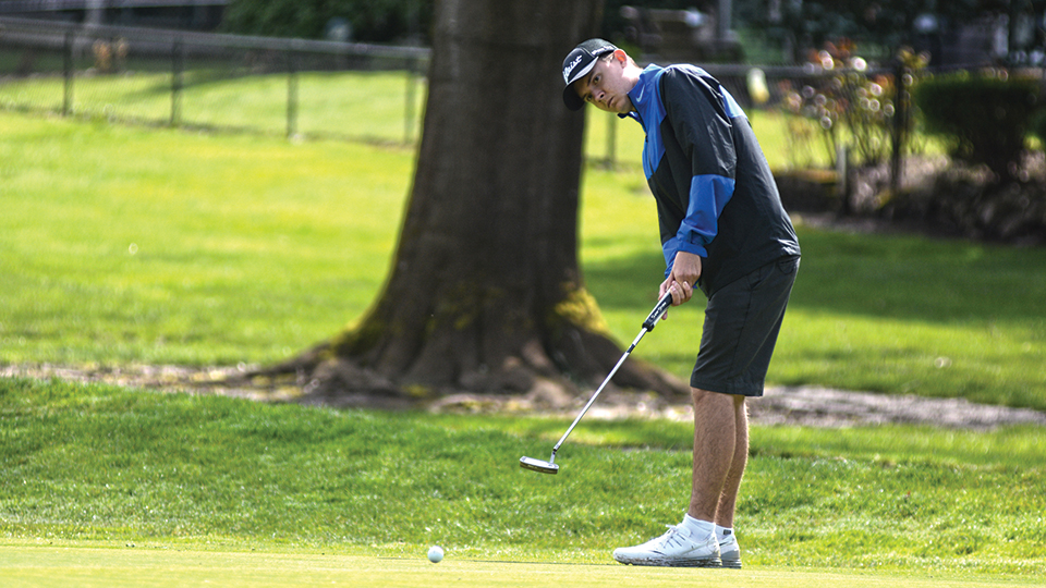 Celtics place second on home golf course