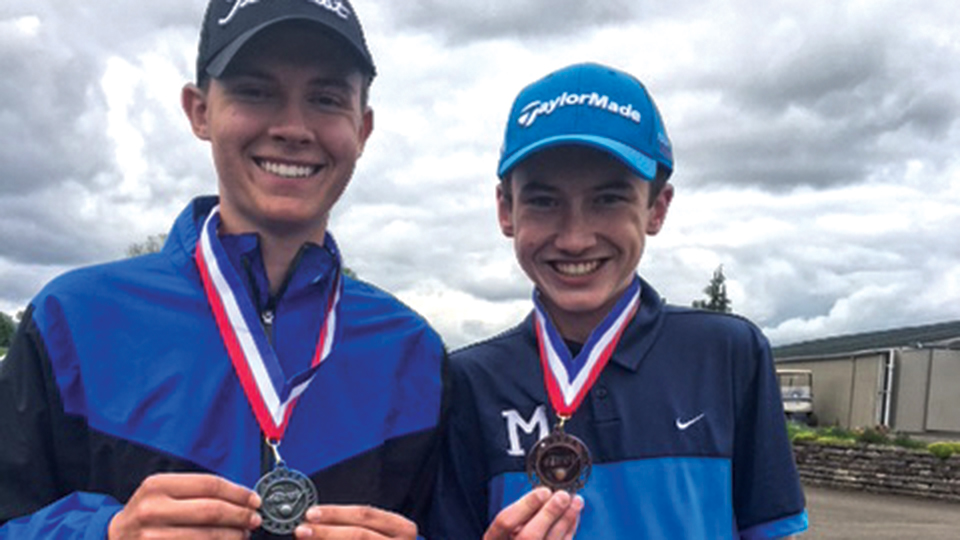 McNary golfers to tee up at state