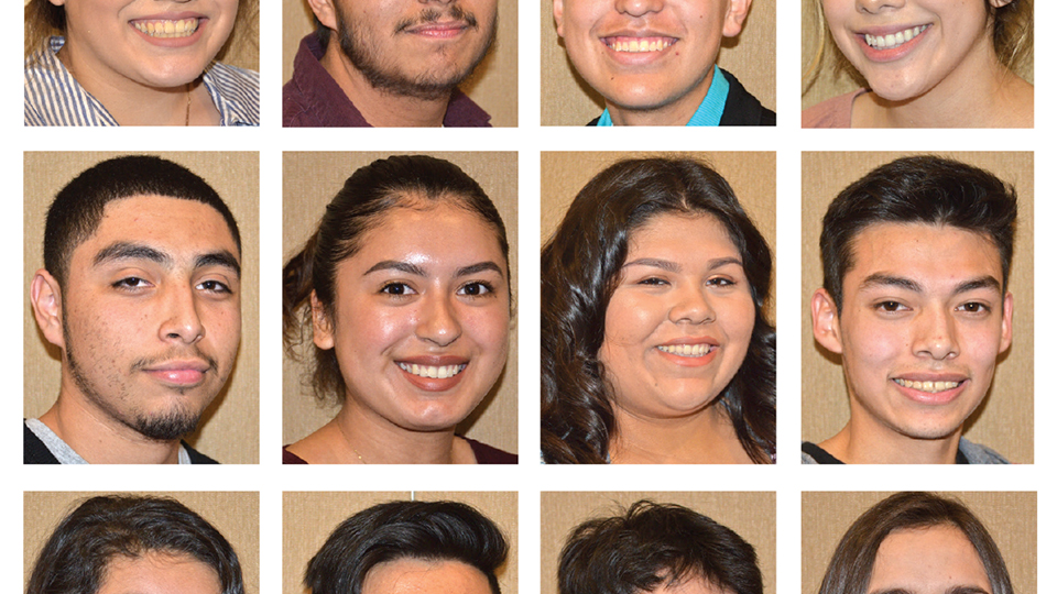 Latino scholars earn more than spotlight