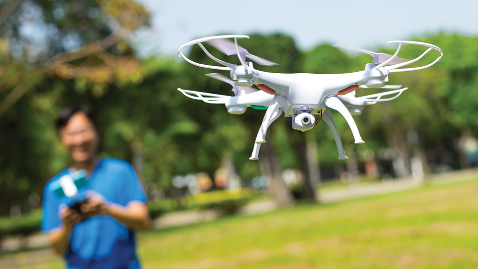 Coming soon to Keizer parks: 'Drone Zones'
