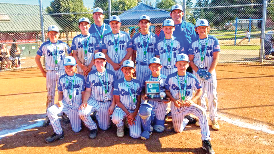 Keizer youth fourth in state
