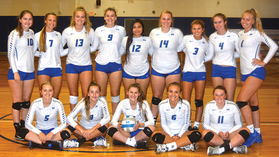 McNary returns versatile volleyball squad