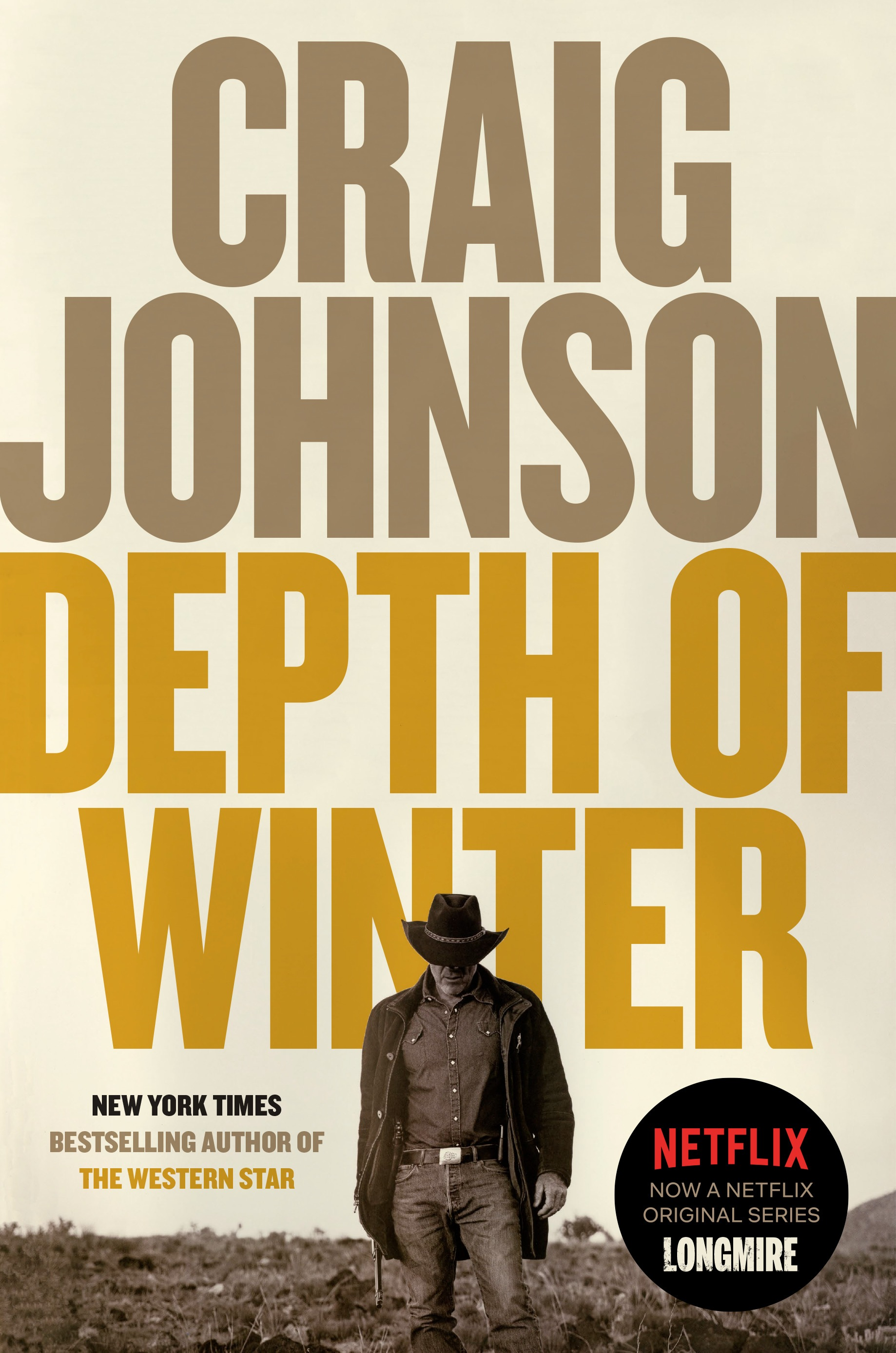 """Depth of Winter"" by Craig Johnson"