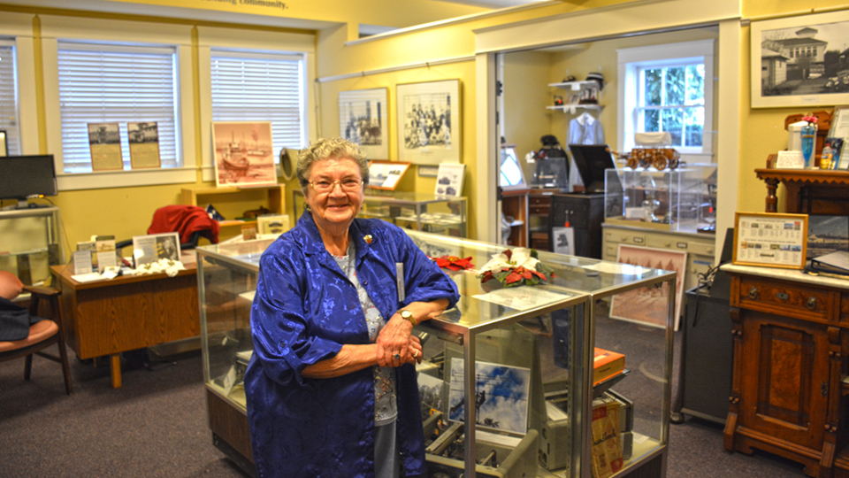 Museum volunteers spread history of Keizer and more